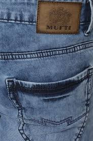 Mufti jeeans Clothing Brands in India