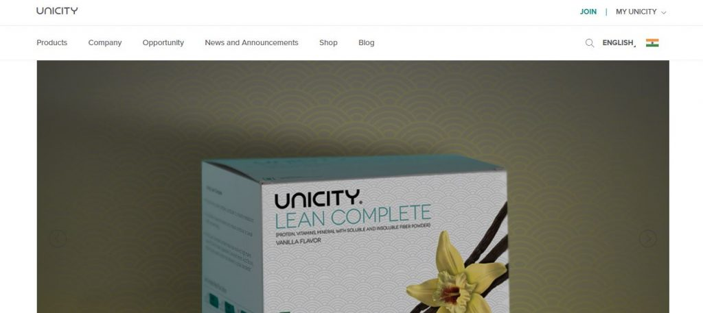 unicity  Tuneboxreviews top 10 direct selling Companies in India