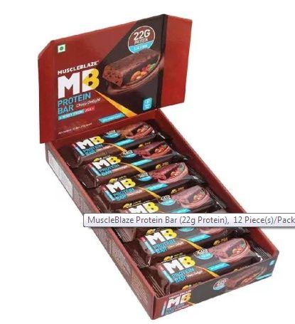 MuscleBlaze Protein Energy Bar