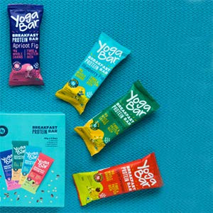 Yogabar Breakfast Protein Nutrition Bar