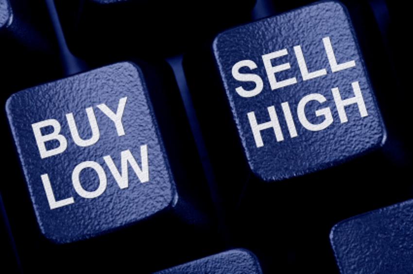 Buy Low Sell High|Earn money online