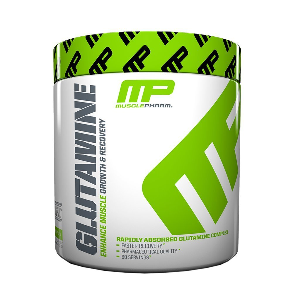3.MusclePharm Glutamine