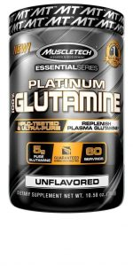 9. MuscleTech 100% Ultra-pure Glutamine