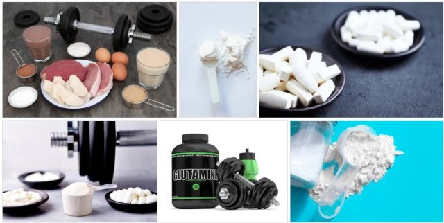 Top 10 Glutamine