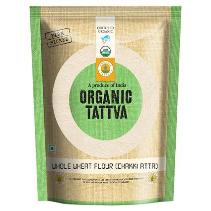 no 5 Organic Tattva Wheat Flour