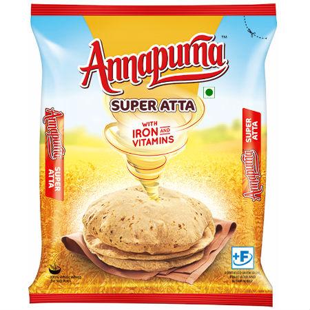 Annapurna Farm Fresh Atta