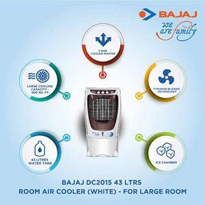 2. Bajaj Icon DC2015 43-Litre Room Cooler