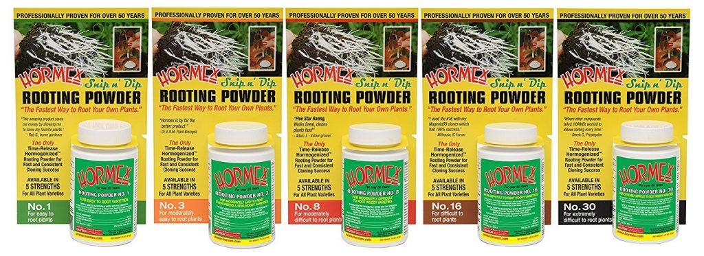 Hormex Rooting Powder